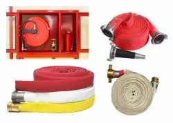 Water Fire Hose With Attachment