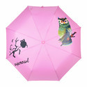 Owl Screen Logo Auto Open Umbrella