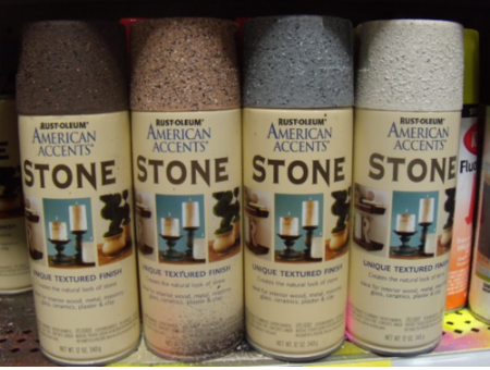 American Accents Stone Textured Spray Paint at Rs 900 set Aerosol
