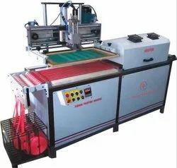 1 Color Ribbon Lanyard Printing Machine, Capacity: 1500 Piece Per Hour, Model/Type: Ee-rbp