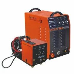 Semi-Automatic Three Phase Inverter Bases D&H Mig Welding Machine
