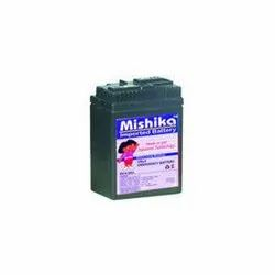 6 Volt 4.5AH Mishika Battery