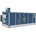 Floor Mounted Double Skin Air Handling Unit For Pharma Industry
