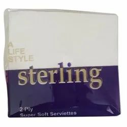 2 Ply Sterling Paper Napkin