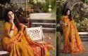 Kanjivaram Silk With Resham Embroidery Work