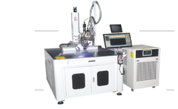 Continuous Fiber Laser Welding Machine