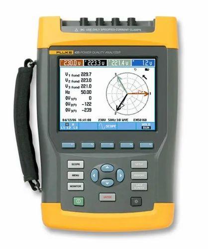 FLUKE 435-II Power Quality And Energy Analyser