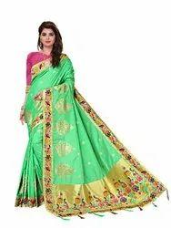 230  Handloom Silk Saree