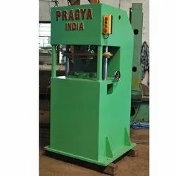 Plate Notching Press