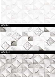 6048 (L, H) Hexa Ceramic Tiles Matt Series