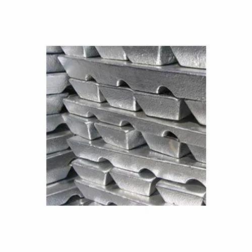 Zinc Metal Ingots