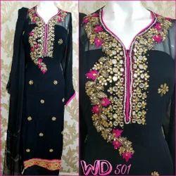 Georgette Party Wear Suit W-501