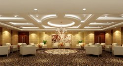 Banquet Hall Interior Design, Restaurant Interior, More Than 100