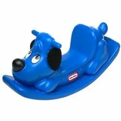 Playschool Plastic Rocker