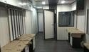 Galvanized Portable Cabin Interior