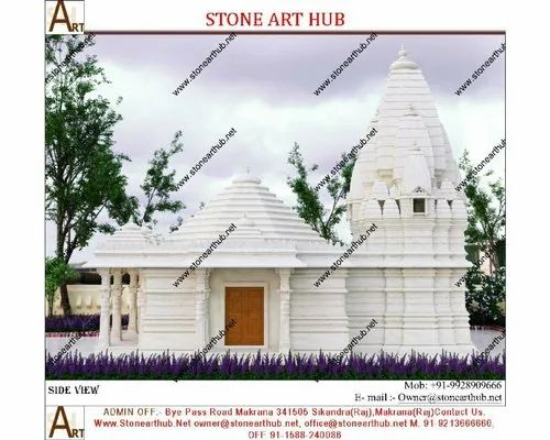 Stone Temple Construction Service
