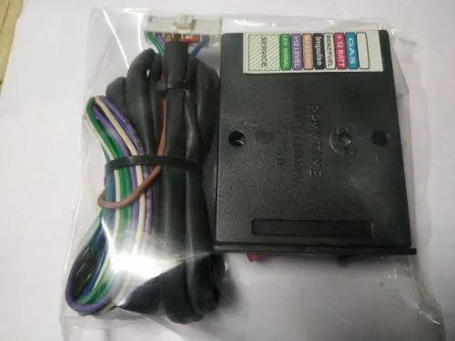 Mpfi Switch Box Type Lpg, Lpg Changeover Switch Wiring Diagram