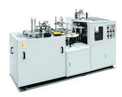 Printed Coffee Cup Making Machine