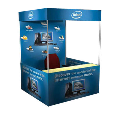 Blue Printed Canopy Display Stand  sc 1 st  IndiaMART & Blue Printed Canopy Display Stand Rs 3200 /piece The Mark ...