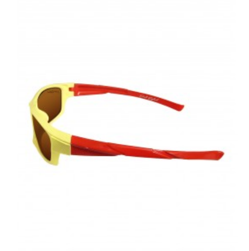 407ac470a0 Yellow Red Frame With Brown Gradient Junior Sunglasses