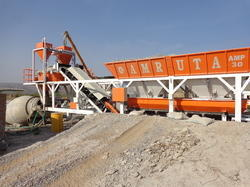 Automatic Mobile Batching Plant