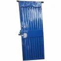 Hinged Mild Steel Toilet Door