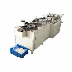 Fully Automatic Bouffant Cap Making Machine