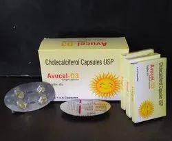 Cholecalceferol D3 Softgel Cap