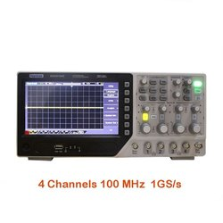 4 Channel Digital storage oscilloscope with function generator