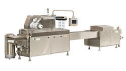 Automatic Pouch Packing Machines, Capacity: 80 Pouch Per Hour