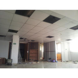 Grid False Ceiling Services