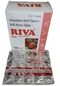 Multivitamin Multiminerals Antioxidants Tablet