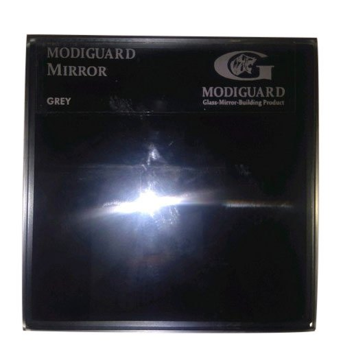 Grey Glass Modiguard Designer Mirror, Size: 5-10 Mm