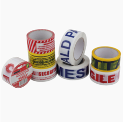 Cello Printed BOPP Tapes for Packaging, Packaging Type: Box