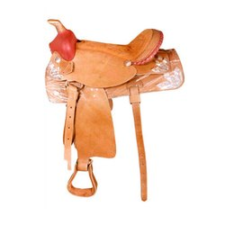 Color Coated Horse Saddle