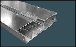 Aluminium Compartment Raceways