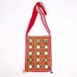 Designer Handicraft Sling Bag