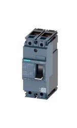 Siemens 25A Double Pole MCCB
