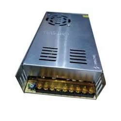 Stainless Steel Single Phase 12 Volt Power Supply