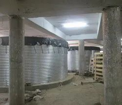 Prefabricated Steel Water Tanks for Infrastructure