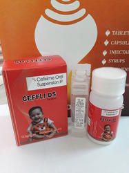 Cefixime 50mg Per 5ml Dry Syrup With Water