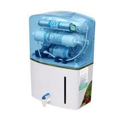 White ABS Plastic UV Electric Water Purifier
