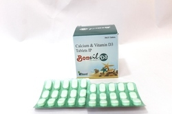 Calcium and Vitamin D3 Tablets IP