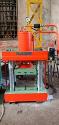 60 Ton Rubber Press Dual Pump Unit