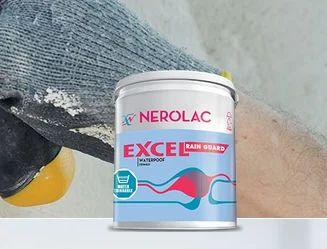 Nerolac Excel Rainguard Primer Ancillary Paint | ID: 18927402988