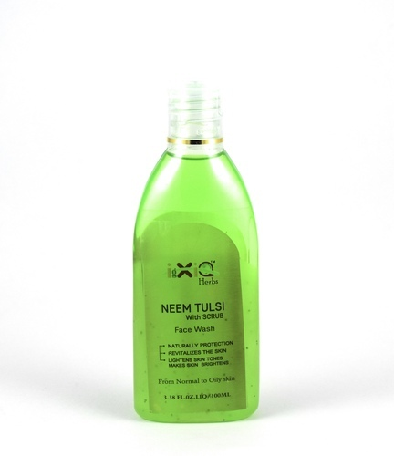Igxia Herbs Neem Face Wash, for Parlour and Personal