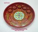 Pooja Thali Stonework Big