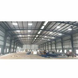 Steel Pre Fabricated Buildings Construction Services, in India