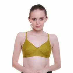 best care Plain Leaf Ladies Bra, For Daily Wear, Size: 28 to 40