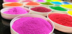 Fluorescent Rangoli Powder